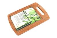 Доска разделочная 36*22*1 см бамбук